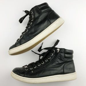 UGG High Top Leather.